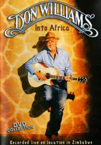 Don Williams Into Africa DVD